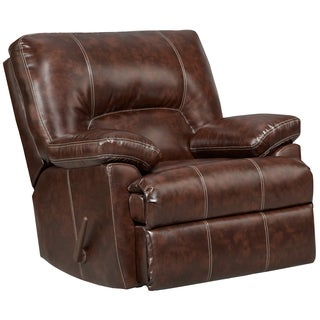 Exceptional Designs Leather Rocker Recliner