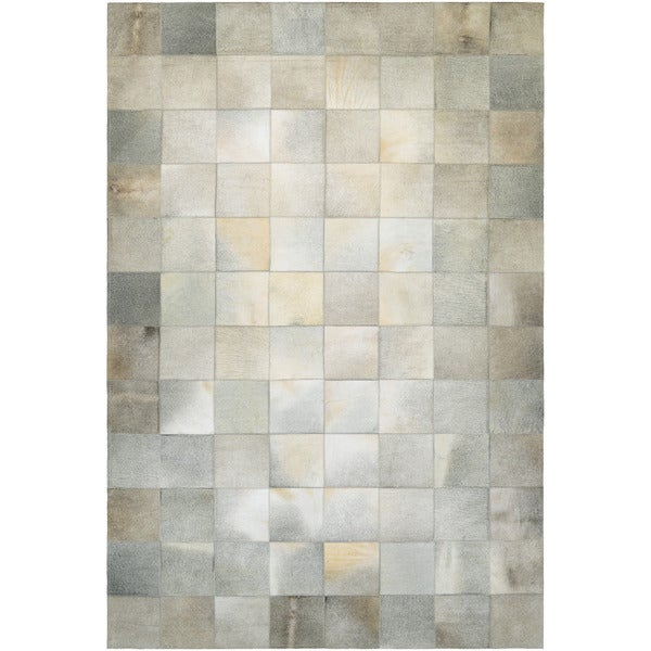 Couristan Chalet Tile/ Ivory Rug (9' x 12')