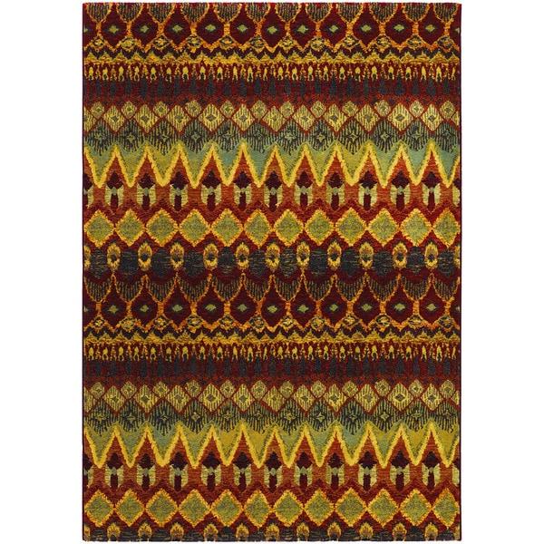 Couristan Easton Caliente/ Multi Rug (9' x 12')