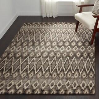 Couristan Easton Mirador/ Grey Rug (9' x 12')