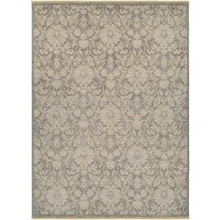 Couristan Elegance Lorelei/ Mauve-tan Rug (9' x 12')