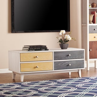 Upton Home Colburn 4-Drawer TV Console