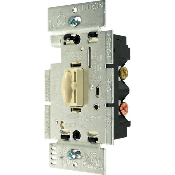 Quoto 3-Way Dimmer & Switch 600W by Lutron