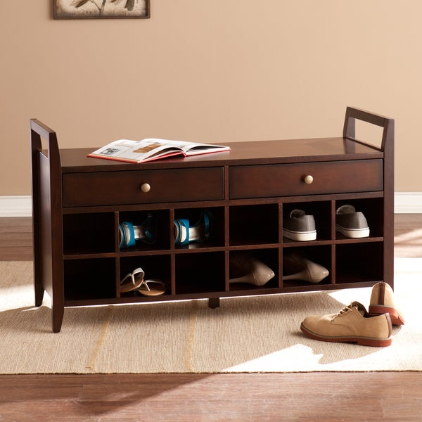 Upton Home Wilkinson Shoe Bench