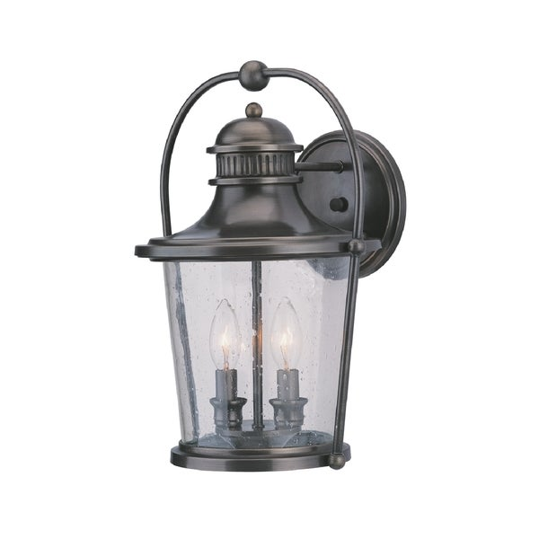 Troy Lighting Guild Hall 2-light Wall Lantern