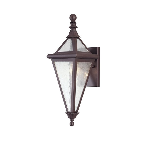 Troy Lighting Geneva 1-light 19 inch Wall Lantern