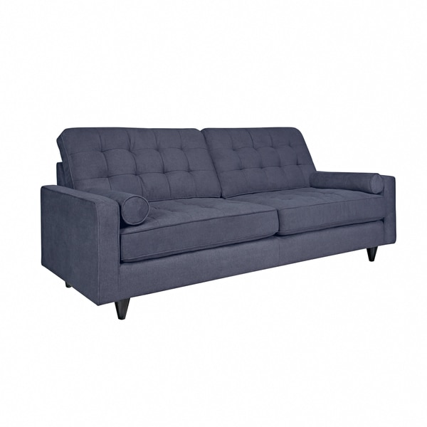 Angelo Home Mara Parisian Steel Blue Sofa
