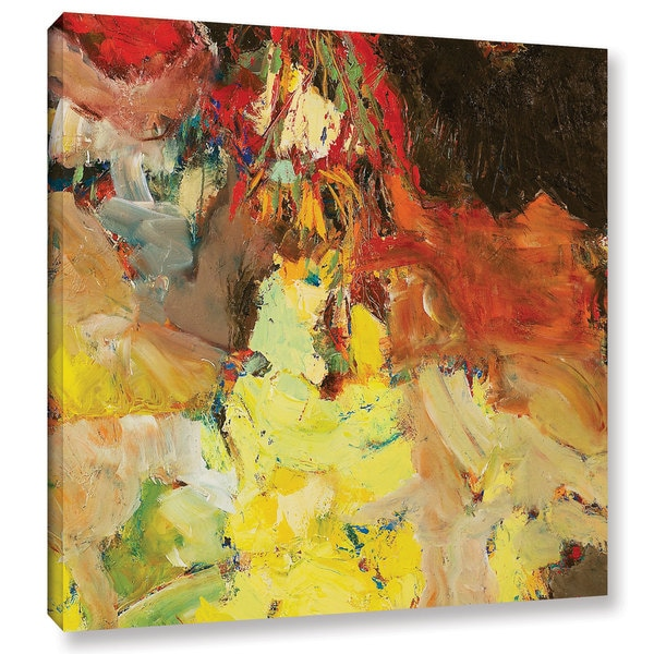 ArtWall Allan Friedlander 'After The Ball' Gallery-wrapped Canvas