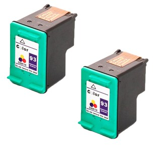 HP C9361WN (HP 93) Compatible Ink Cartridge For 5420 5440 5442 5443 C3100 C3140 C3150 C3180 (Pack of 2)