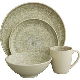 Sango Soho Cream 16-piece Dinnerware Set