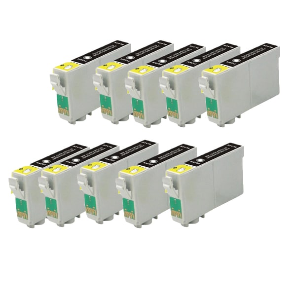 T0981 Compatible Inkjet Cartridge For Artisan700 710 725 730 800 810 835 837 (Pack of 10)