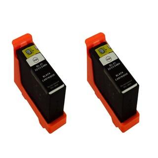 Dell T105N Black (Series 23) Compatible Inkjet Cartridge For Dell V515W (Pack of 2)