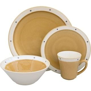 Sango Newport Beige 16-piece Dinnerware Set