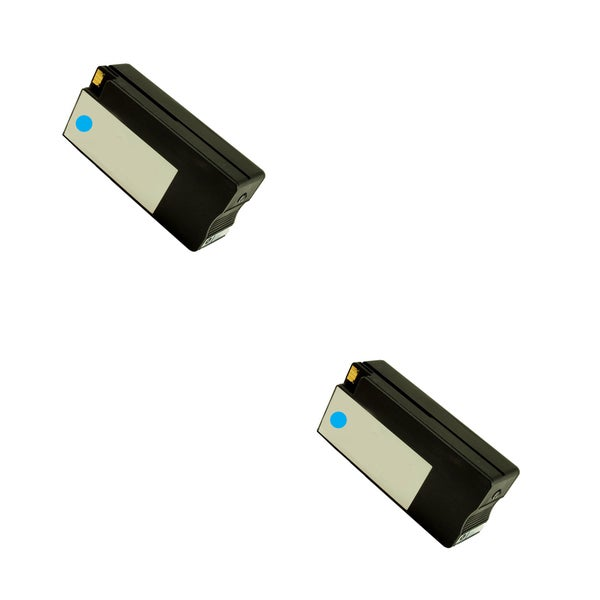 HP 951XL C (CN046AN) Compatible Inkjet Cartridge For HP OfficeJet Pro 8100 HP OfficeJet Pro 8600 (Pack of 2)