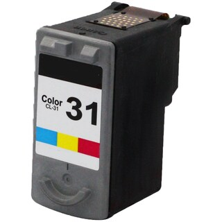 CL-31 Compatible Inkjet Cartridge For MP210Pixma MP140Pixma MP190Pixma MP220Pixma MP470Pixma MX300Pixma (Pack of 1)