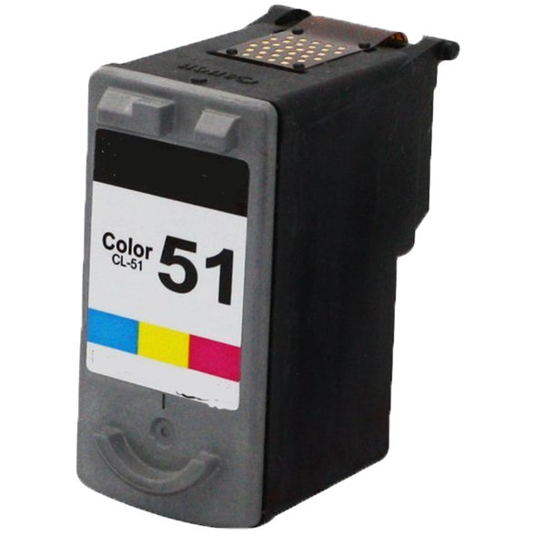 CL-51 Compatible Inkjet Cartridge For MP150/160/170 (Pack of 1)