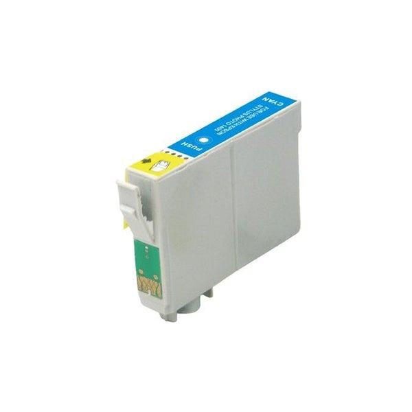 Epson T079220 (T0792) High Yield Cyan Replacement Ink Cartridge PhotoStylus Photo 1400 1430 (Pack of 1)