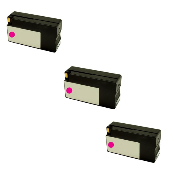 HP 951XL M (CN047AN) Compatible Inkjet Cartridge For HP OfficeJet Pro 8100 HP OfficeJet Pro 8600 (Pack of 3)