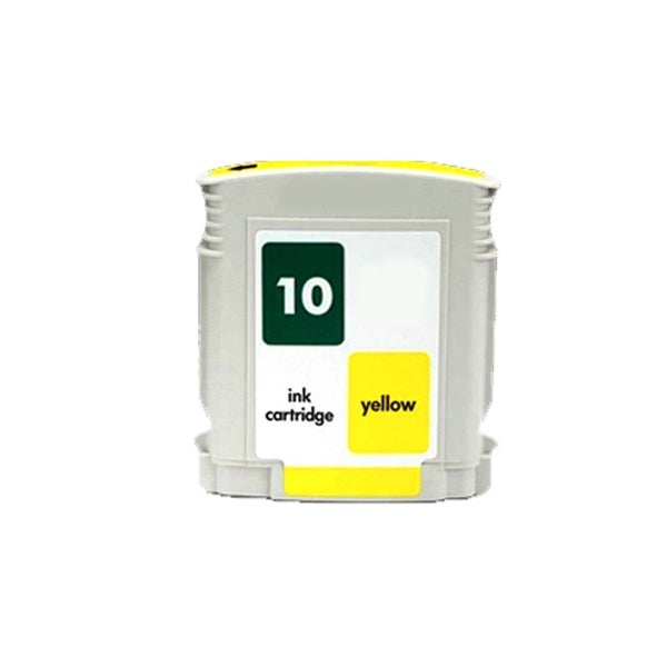 C4842A - Yellow Compatible Inkjet Cartridge For Business InkJet 1000 Business InkJet 1100 Business InkJet 1100d (Pack of 1)
