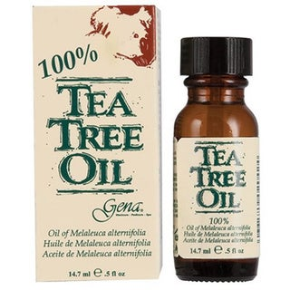 Gena Spa Products 100-percent 0.5-ounce Tea Tree Oil