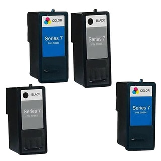 DH929 DH828 Compatible Inkjet Cartridge FOR A966 / A968 / A968W (Pack of 4)