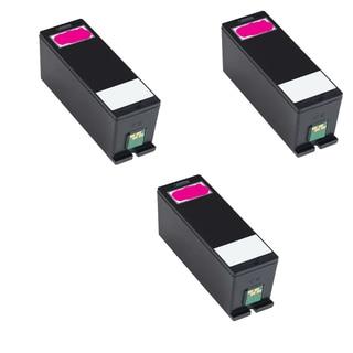 Dell 331-7690 Magwnta Compatible Inkjet Cartridge FOR V525w V725w (Pack of 3)