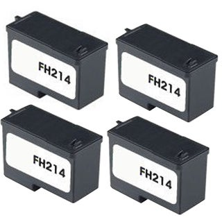 FH214 Compatible Inkjet Cartridge FOR A966 / A968 / A968W (Pack of 4)