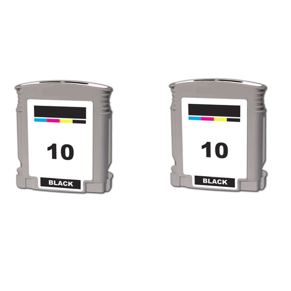 C4844A Compatible Inkjet Cartridge For Business InkJet 1000 Business InkJet 1100 Business InkJet 1100d (Pack of 2)