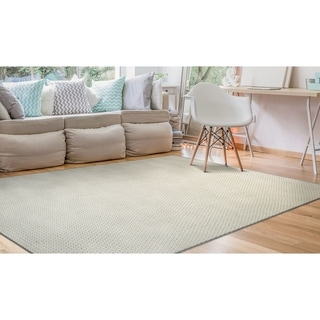 Couristan Natures Elements Air/ Off White Rug (8' x 10')