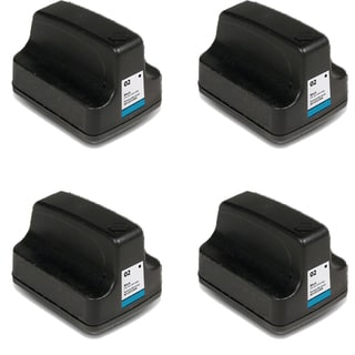 HP 02 BK (C8719) Compatible Inkjet Cartridge For 3110 3210 3210v 3210xi 3310 3310xi (Pack of 4)