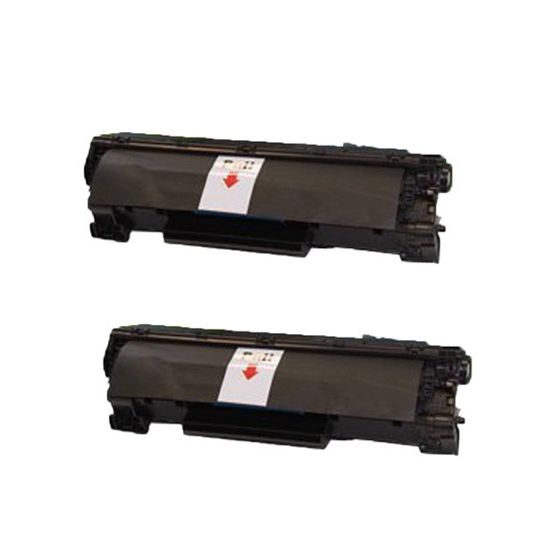 Xerox C250 Black Compatible High Capacity Laser Toner Cartridge Document centre C250 / 360 / 450 (Pack of 2)