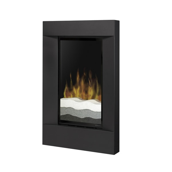 Rectangular Trim Wall Mount Electric Fireplace