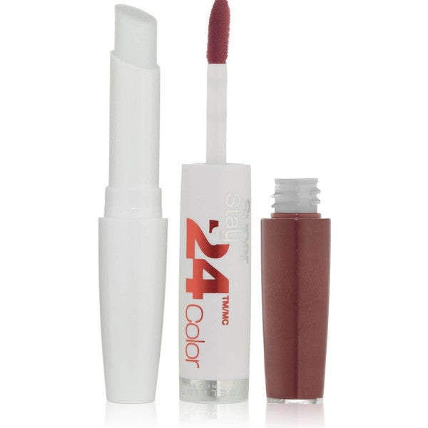 Maybelline SuperStay 24 2-Step Always Hot Chili Lip Color