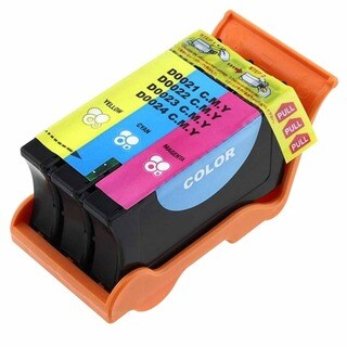 Dell T106N Color (Series 23) Compatible Inkjet Cartridge For Dell V515W (Pack of 1)