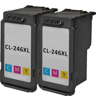 PG 246XL Compatible Inkjet Cartridge For PIXMA MG2420 MG2922 MG2924 MG2520 MG2920 IP2820 (Pack of 2)