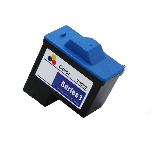 Dell T0530 Color 10N0026 and Color Compatible Inkjet Cartridge For Dell Photo 720 A920 (Pack of 1)