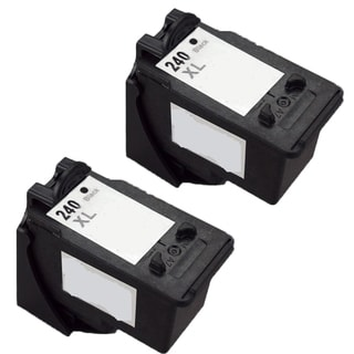 PG-240XL Compatible Inkjet Cartridge For MG3222 MG4120 MG4220 MG3520 MX372 MX392 MX432 MX439 MX452 MX459 MX472 (Pack of 2)