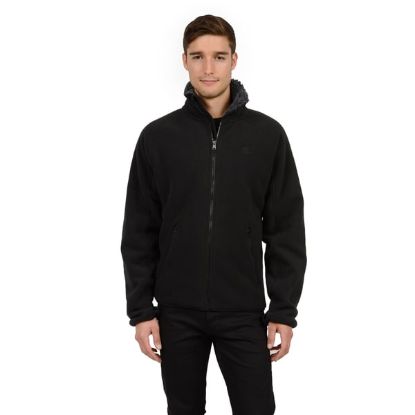 Champion Men's Big and Tall Perfect Mountain Jacket.