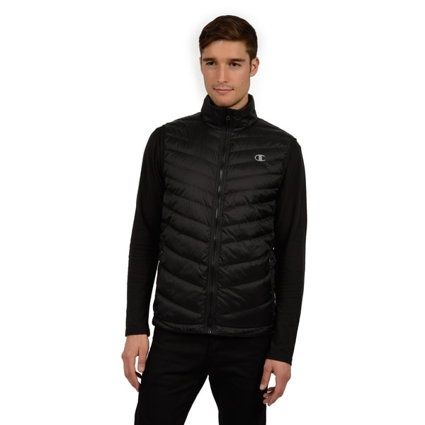 Champion Men's Big and Tall Featherweight Insulated Vest
