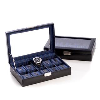 Bey Berk Leather 10-watch Case