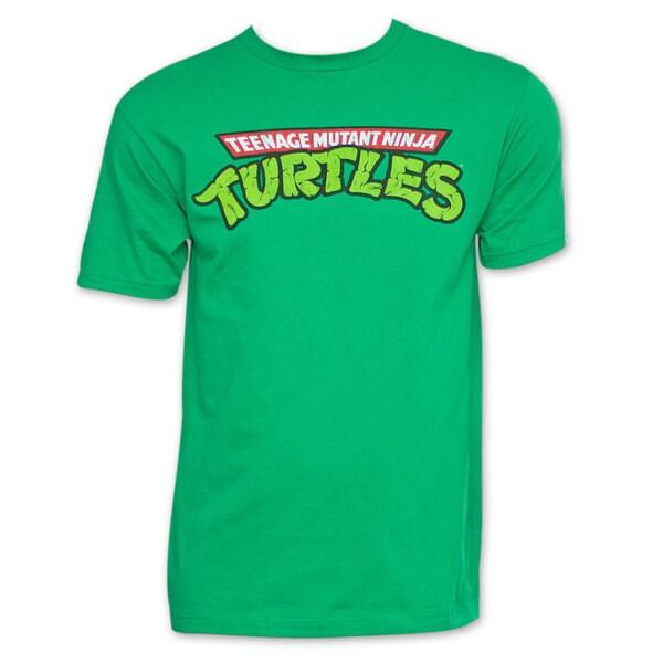 TMNT Men's Tee - Green