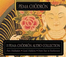 The Pema Chodron Collection: Pure Meditation:Good Medicine:From Fear to Fearlessness (CD-Audio)