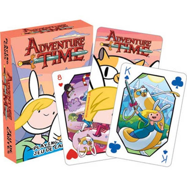 Adventure Time Deck of Playing Cards