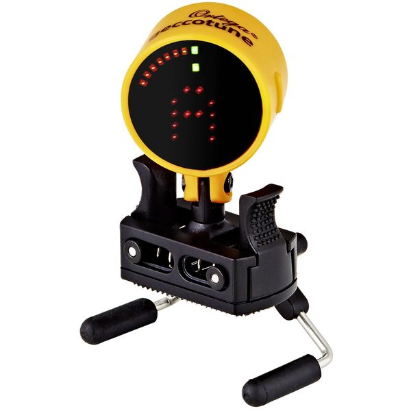 Ortega Guitars Geccotune Chromatic Headstock Tuner