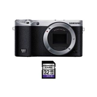 Samsung NX500 Mirrorless Digital Camera (Body) Bundle