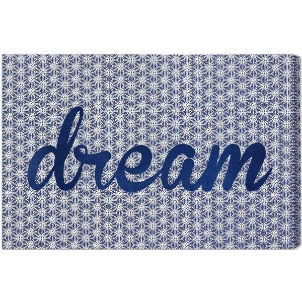 Blakely Home 'Dream Dream Dream' Canvas Art