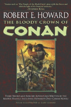 The Bloody Crown of Conan (Paperback)