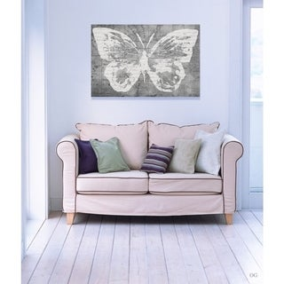 Blakely Home 'Traveling Wings' Canvas Art