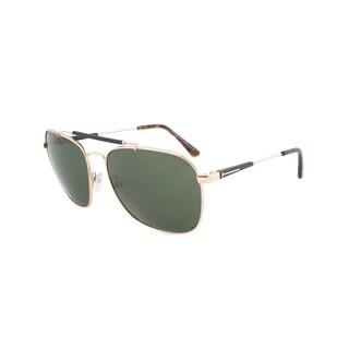 Tom Ford Polarized TF377 28R Edward Rose Gold Sunglasses