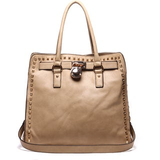 MKF Collection Stone Office Chic Handbag